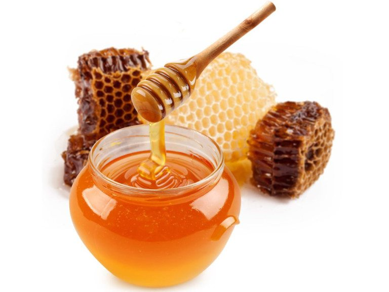Honey-hair mask-jusnatural